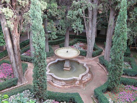 Gardens of Spain image